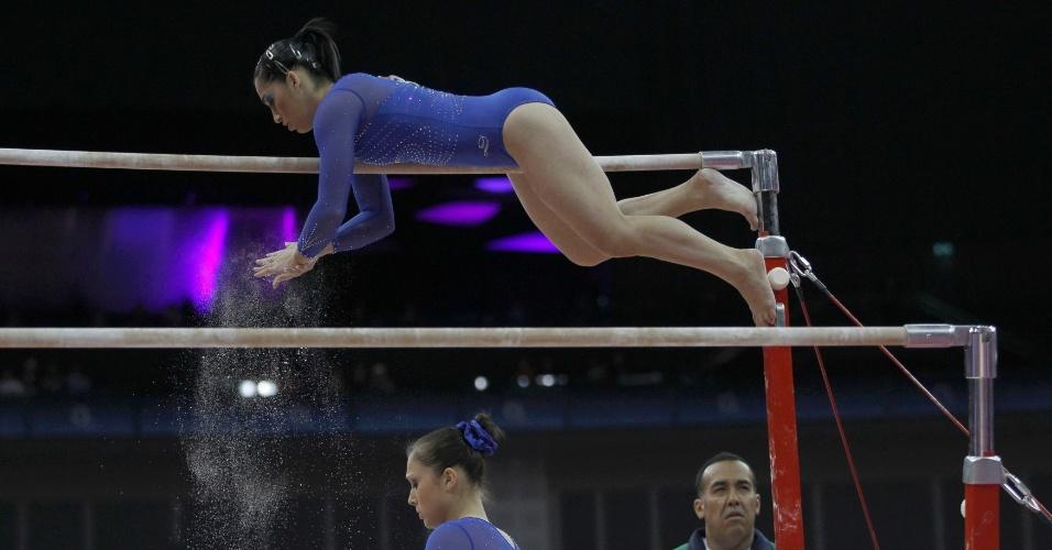 pré olímpico de ginástica artística feminina fotos uol