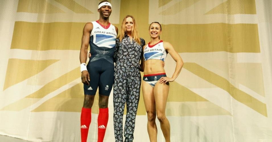 ecbd01977 Reino Unido lança uniformes para Olimpíada - Fotos - UOL Olimpíadas 2016