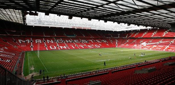 Estádio do Manchester é uma das sedes do futebol na Olimpíada e receberá a seleção do Brasil
