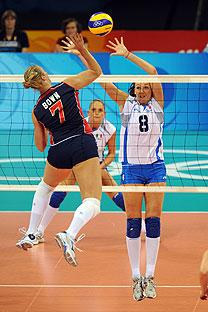 55d328399d463 EUA batem Itália de virada e pegam Cuba na semifinal de vôlei ...