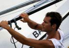 Barco capota em campeonato em Santa Catarina - Vincent Curutchet/Lloyd Imagems