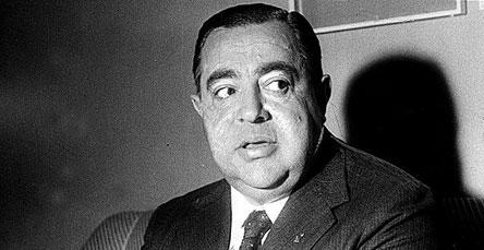Feola foi técnico da seleção no triunfo de 1958 e no fracasso de 1966