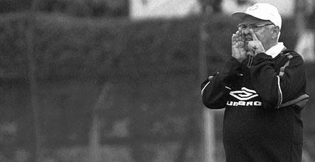 Após aposentadoria como jogador, Pepe fez carreira como técnico de clube