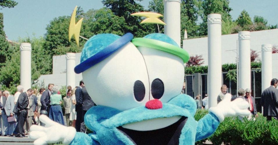 Izzy,mascote de Atlanta 1996