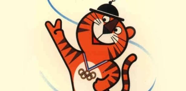 Seul 1988 trouxe um tigre como mascote, chamado de Hodori