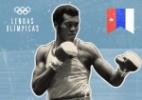 Cubano tricampeão olímpico recusa vida milionária para ser herói comunista - Arte UOL